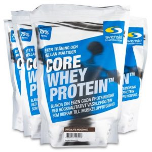 Protein powderbag